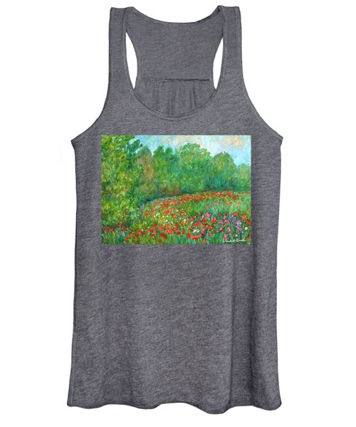 Flower Field Women's Tank Top