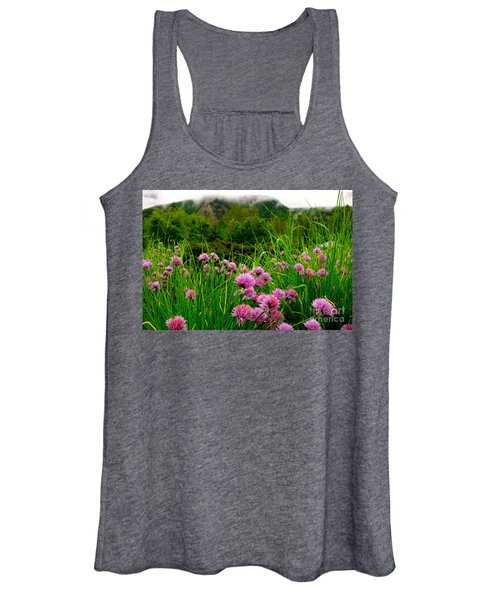 Foggy Morning Women's Tank Top