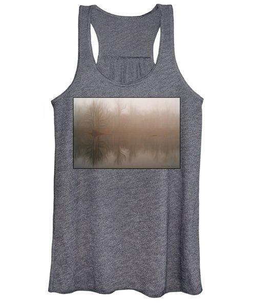 Foggy Reflection Women's Tank Top