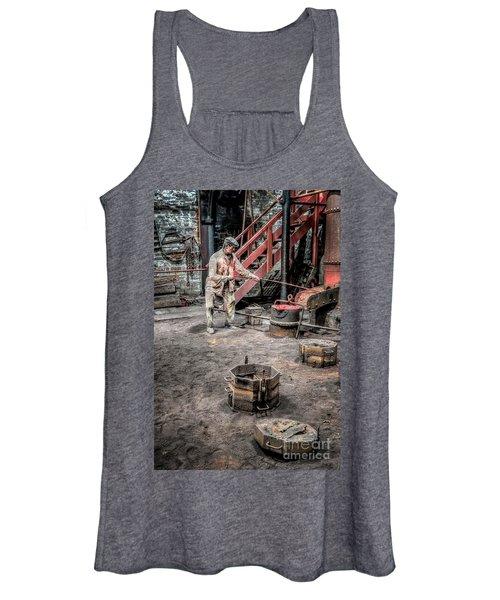 Foundry Worker Women's Tank Top