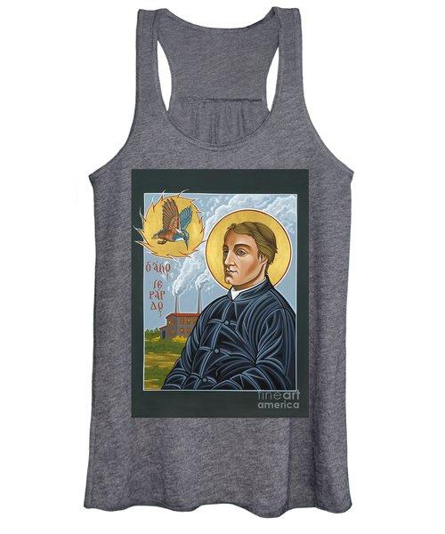 Fr. Gerard Manley Hopkins The Poet's Poet 144 Women's Tank Top