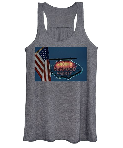 Freedom And Free Enterprise Women's Tank Top