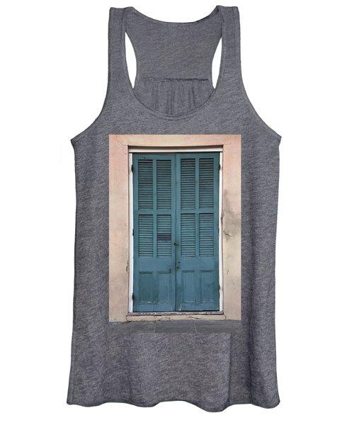 French Quarter Doors Women's Tank Top