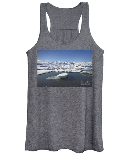 Frozen Paradise Women's Tank Top