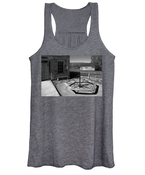 Ghost Town Kiddy Go Round Women's Tank Top