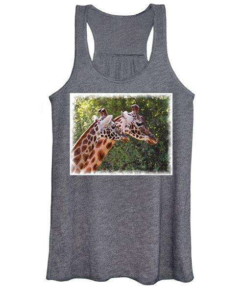 Giraffe 03 Women's Tank Top