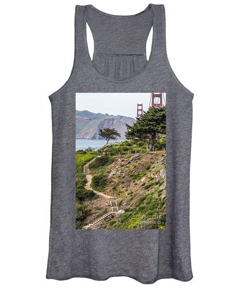 Golden Gate Trail Women's Tank Top