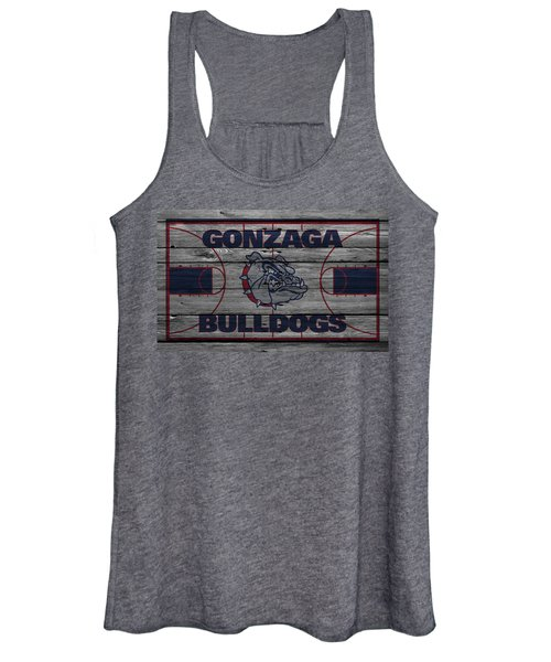 Gonzaga Bulldogs Women's Tank Top