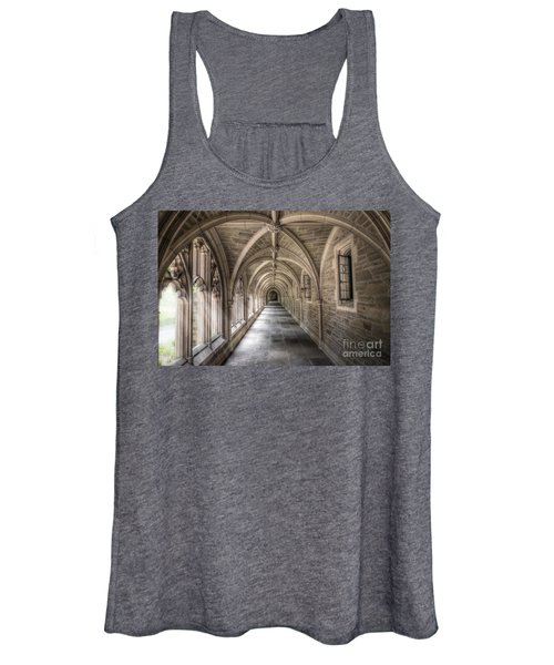 Gothic Hall At Princeton Nj Women's Tank Top