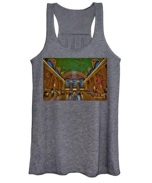 Grand Central Station Women's Tank Top