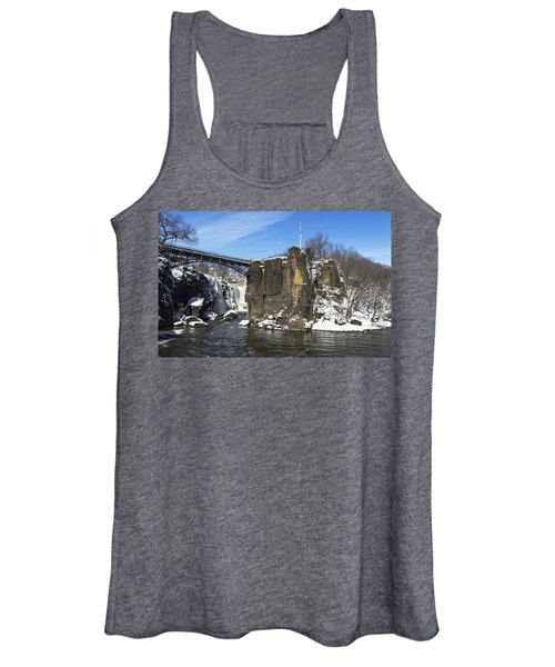 Great Falls In Color Women's Tank Top