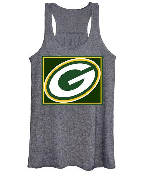 Green Bay Packers Women's Tank Top