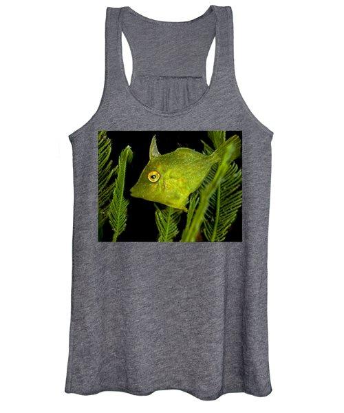 Green Beauty Women's Tank Top