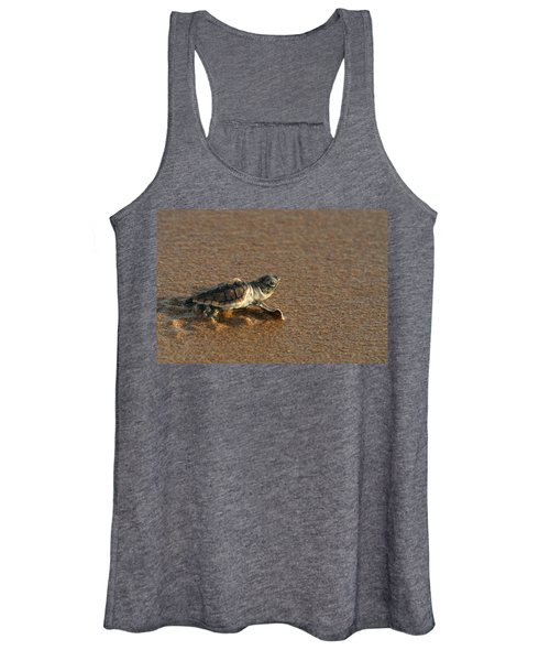 Heading Out To Sea Women's Tank Top