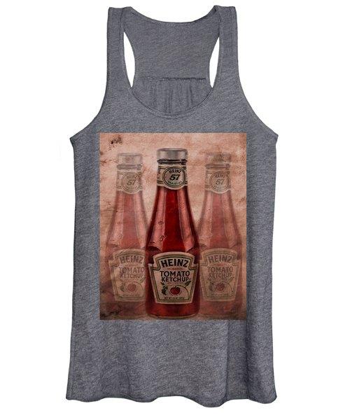 Heinz Tomato Ketchup Women's Tank Top