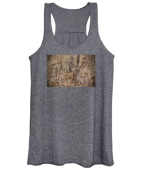 Hiding Out Women's Tank Top