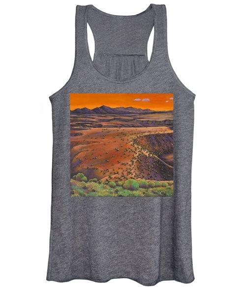 High Desert Evening Women's Tank Top