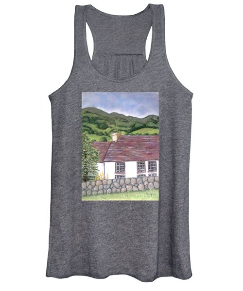 Highland Farmhouse Women's Tank Top