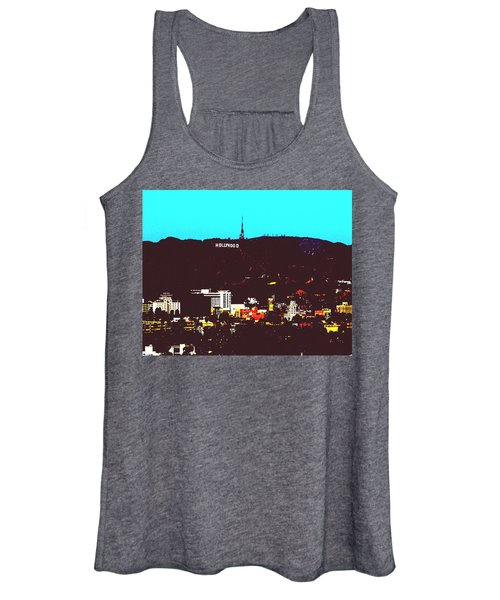 Hollywood Women's Tank Top