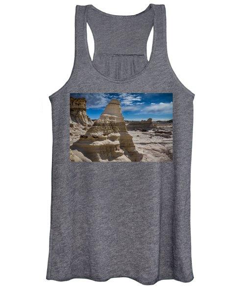 Hoodoo Rock Formations Women's Tank Top