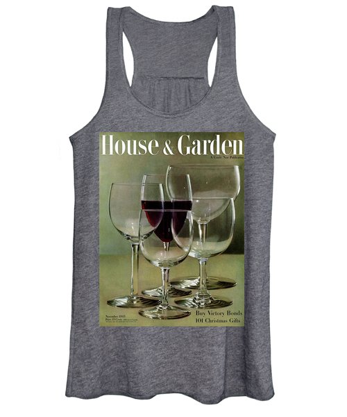 House And Garden Cover Women's Tank Top