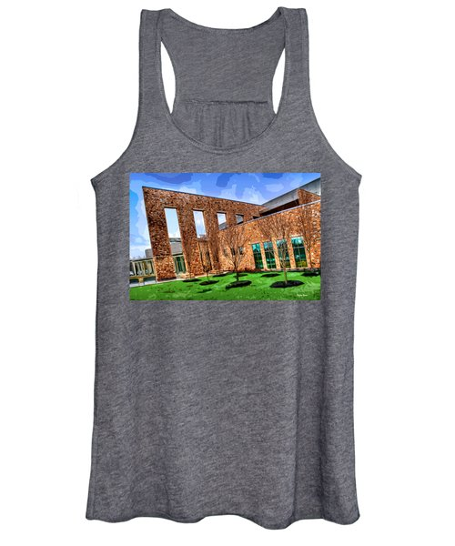 Howard County Library - Miller Branch Women's Tank Top