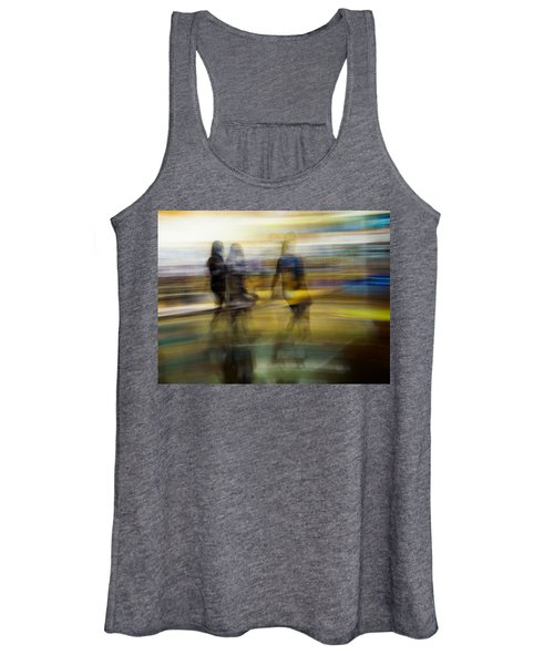 Dreaming In Color Women's Tank Top