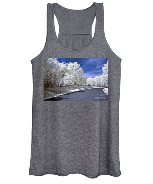 Infrared Road Women's Tank Top