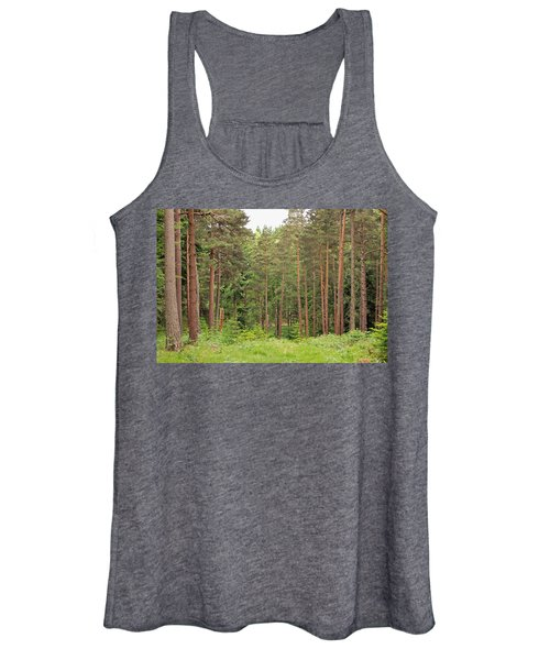 Into The Woods Women's Tank Top