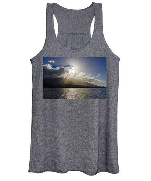 Island Sunset Women's Tank Top