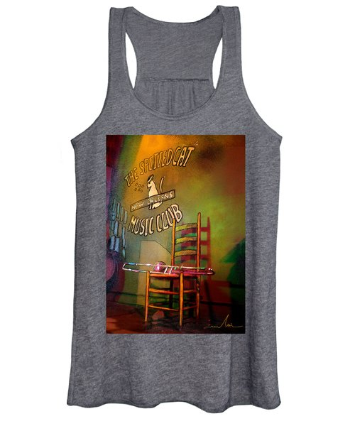 Jazz Break In New Orleans Women's Tank Top