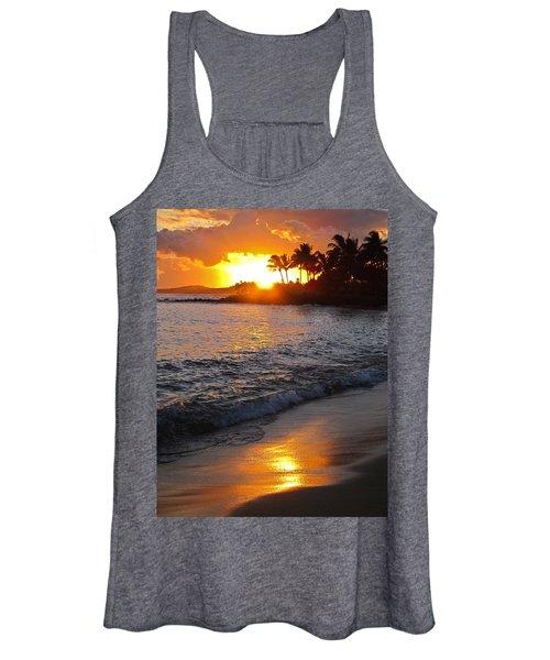 Kauai Sunset Women's Tank Top