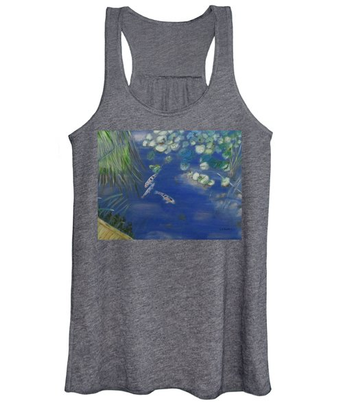 Koi At Red Butte Gardens Women's Tank Top