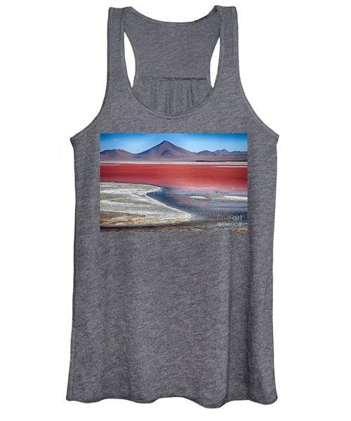 Laguna Colorada Women's Tank Top