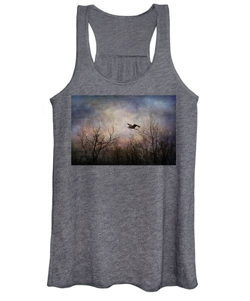 Last Delivery Of The Day Women's Tank Top
