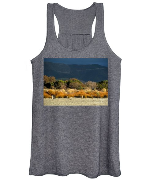 Late Afternoon Colours Women's Tank Top