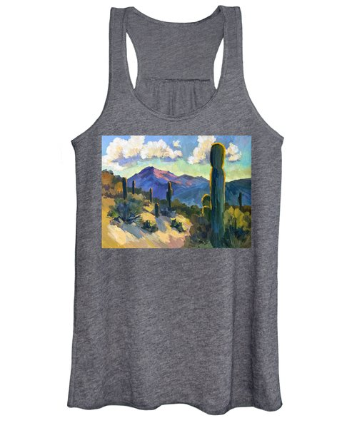 Late Afternoon Tucson Women's Tank Top