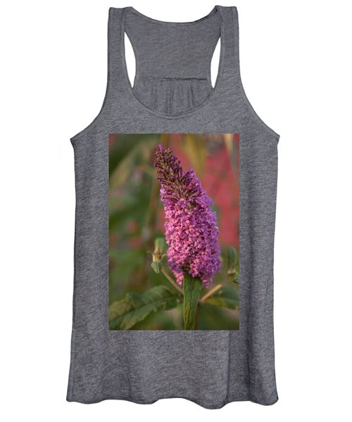 Late Summer Wildflowers Women's Tank Top