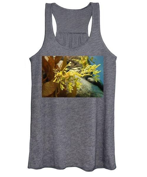 Leafy Sea Dragon Women's Tank Top