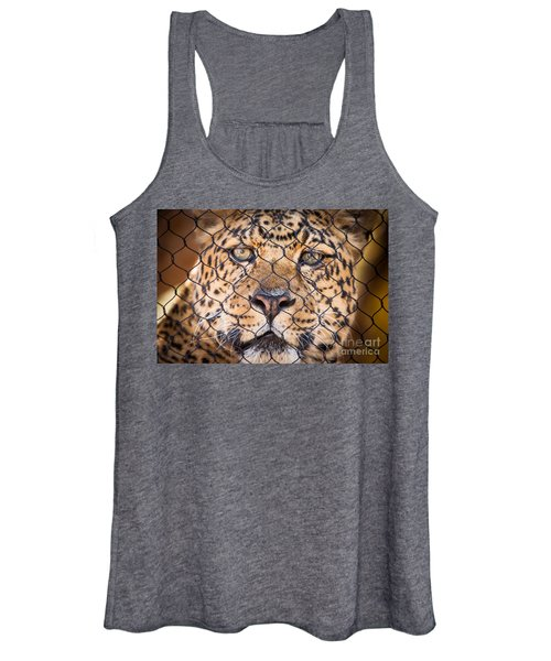 Let Me Out Women's Tank Top