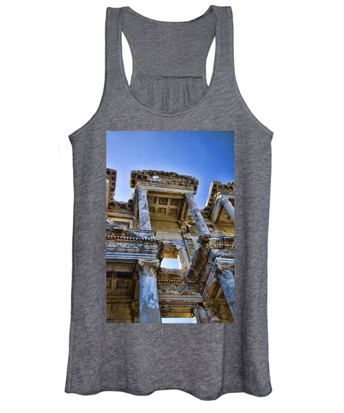 Library Of Celsus Women's Tank Top