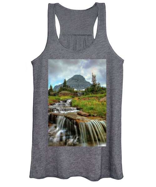 Logan Cascades Women's Tank Top
