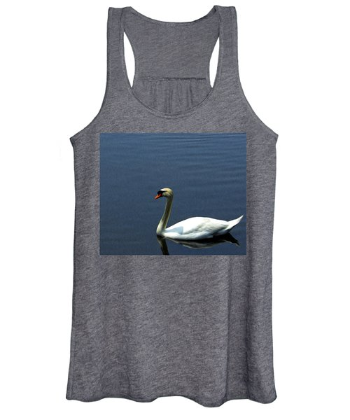 Lonesome Swan Women's Tank Top