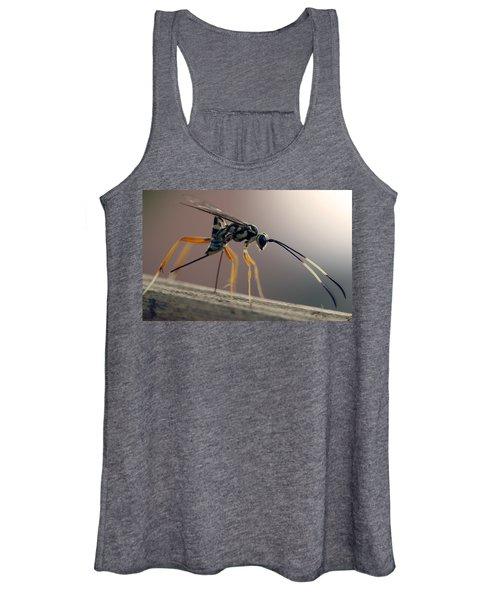 Long Legged Alien Women's Tank Top