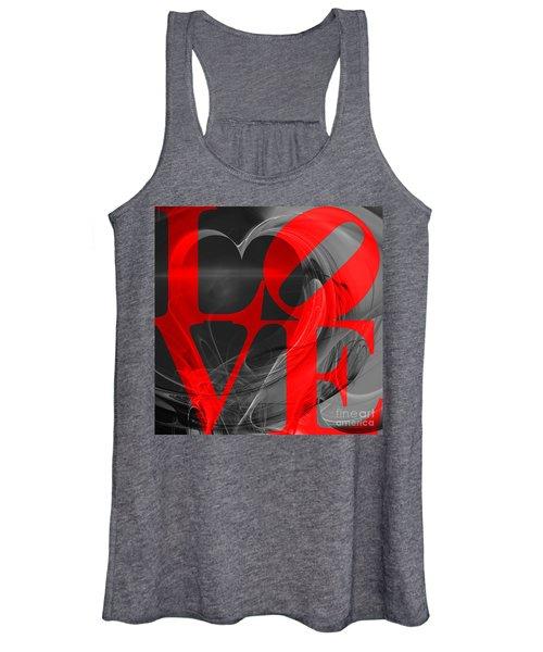 Love Heart 20130707 V1b Women's Tank Top