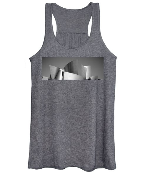 Low Angle View Of A Building, Walt Women's Tank Top