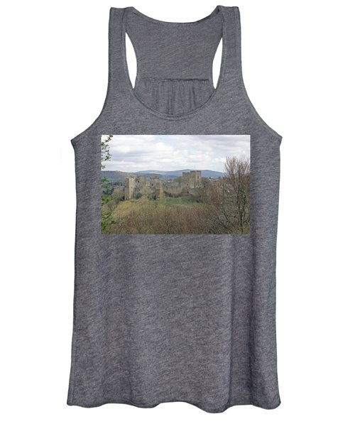 Ludlow Castle Women's Tank Top