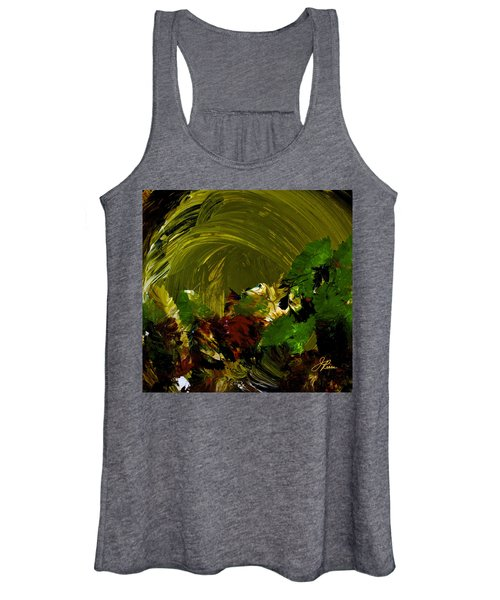 Intuitive Painting  803 Women's Tank Top