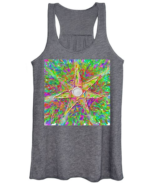 Mandala 1 22 2015 Women's Tank Top