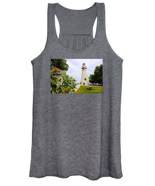 Marblehead Lighthouse Women's Tank Top